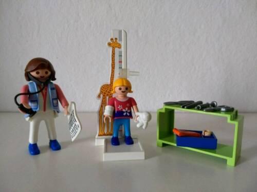 Citylife Playmobil 4921 Bei der Kinderärztin Ostern Ei Rettung