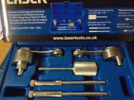 Timing Tools For Land Rover/Jaguar V6 4273 Laser Genuine Top Quality