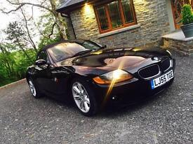 STUNNING 55 Plate BMW Z4- 2 keys-long MOT & recent service