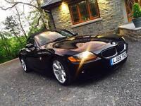 STUNNING 55 Plate BMW Z4- 2 keys-long MOT & recent service
