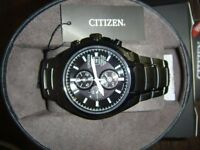 Citizen Eco-drive Watch Brand New With Box And Tags