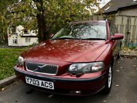 Volvo v70 2.4 petrol swap for 4x4,v70,v80,px,audi,nissan,bmw,mercedes,cheap