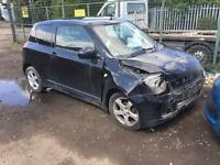 Suzuki swift 1.5 petrol breaking for spares replacement parts