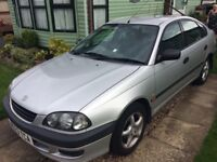 Toyota Avensis 1.8 SE Limited Edition 5dr