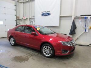 2010 Ford Fusion SEL 3.0L V6