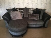 3 Seater Lounger Sofa Dfs £395 ONO