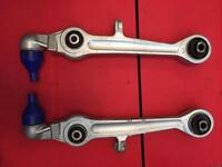 Passat Audi front suspension arms
