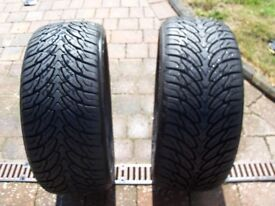 TYRES 275/40 R20 106