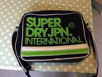 Superdry man bag