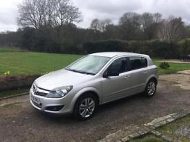 Vauxhall Astra Sxi 08 plate 63k miles