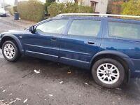 Volvo cross country 4x4 diesel 04 plate bargain
