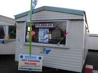 STATIC CARAVANS FOR SALE FROM £6995. Caravan parks in Skegness, Ingoldmells & Chapel