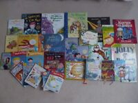 Collection of Children's Books - classics, stories and early ready