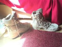 Magnum Desert Boots, 9
