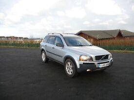 Volvo XC90 2.4 D5 SE AWD 5dr 7 seats, 185 bhp, SUV, 4x4, Bluetooth, NEW MOT