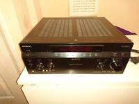 sony str-da3300es 7 channel av receiver