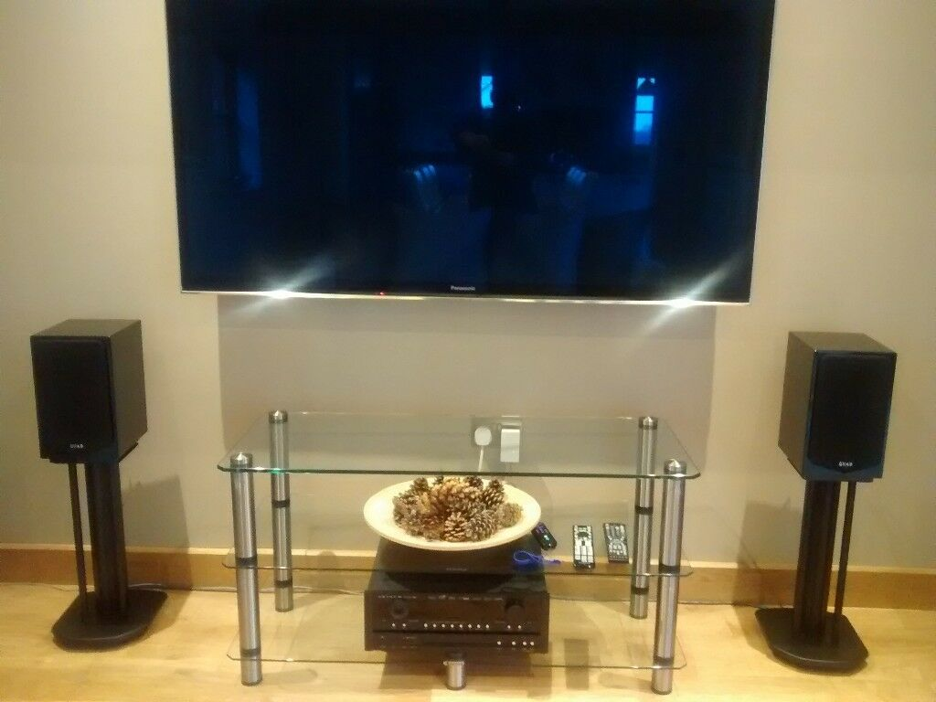 Black Gloss Quad 11 L2 Speakers