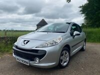 2009 Peugeot 207, Verve 1.4L, Petrol.