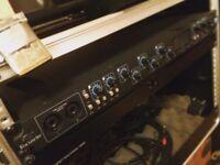 decent soundcard as new condition - focusrite saffire pro 40