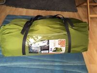 New! - Vango Iris 600 Family Tent - 6 person tent - Exceed Plus Collection