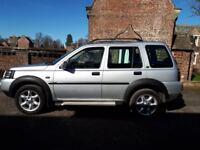 Land Rover Freelander 1.8XEI, HSE, 5dr 2 Keys 1 yr MOT