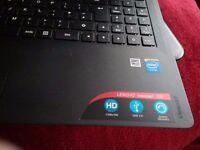 A excellant condition Lenovo Laptop