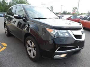 2010 Acura MDX Technology Package/DVD/CUIR