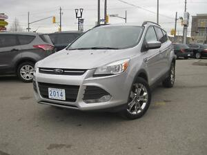 2014 FORD ESCAPE SE | AWD  • Leather • Rear Cam