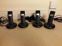 BT Graphite Phones