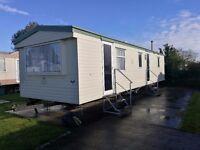 Atlas Oasis 8 berth static caravan 3 bed located at Patrington Haven