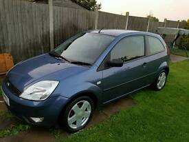 Ford Fiesta 55 plate, 1.4l, low milage, very tidy car