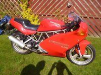 Ducati 600 Super Sport 1994