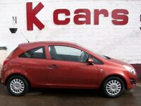 ONLY £30 PER YEAR ROAD TAX CHEAPEST INSURANCE AVAILABLE 2011 VAUXHALL CORSA 1.0 S ECOFLEX 3-DOOR
