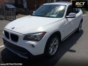 2012 BMW X1 xDrive28i,AWD,4 CYLINDRE TWIN TURBO,PREMIUN,NAVIGA