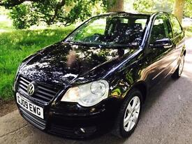Stunning low mileage only 13k polo with new mot