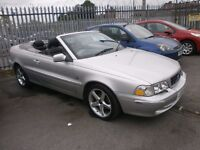 VOLVO C 70 T CONVERTIBLE WITH POWER HOOD