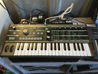MicroKorg Synthesizer & Vocoder