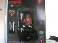 Tower Rotisserie - vgc, used once, rrp £70