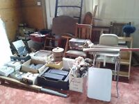 Really big Job lot of very saleable car boot items near Bury St Edmunds