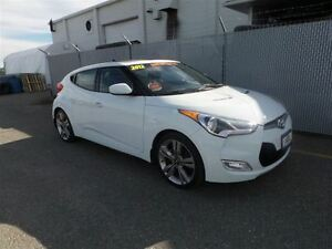 2012 Hyundai Veloster Tech Package - 6 Speed Man, Heated Seats,