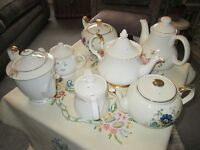 Vintage/Wedding China Crockery