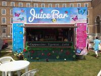 Mobile Juice Bar Business