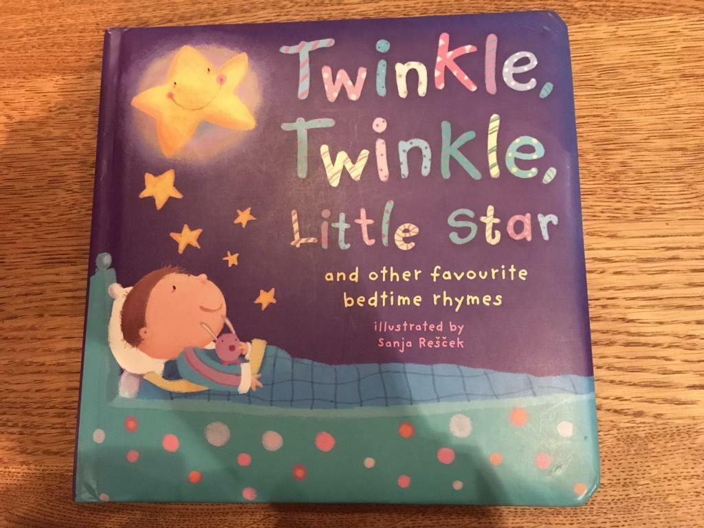Book of favourite bedtime rhymes