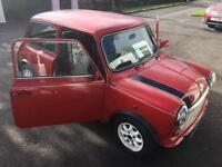 Rover *********SOLD********Mini Italian Job Limited Edition 1300 (93 plate)