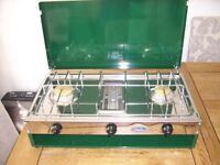 Gelert Camping Stove and Grill brand new.