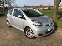 TOYOTA AYGO 1.0 PLATINUM VVT-I - VERY LOW MILEAGE, 12 MONTHS MOT, IDEAL FIRST CAR, HPI CLEAR