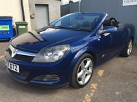 vauxhall astra 1.9 cdti convertible 2007