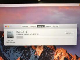 Hardly used Mac Book Pro