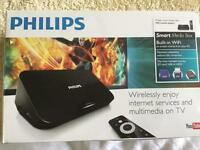 Philips hmp5000 tv smart media box