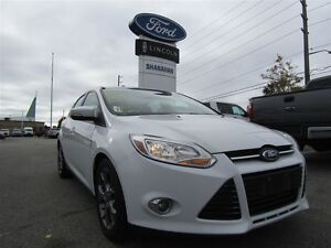 2014 Ford Focus SE   LEATHER   BLUETOOTH  